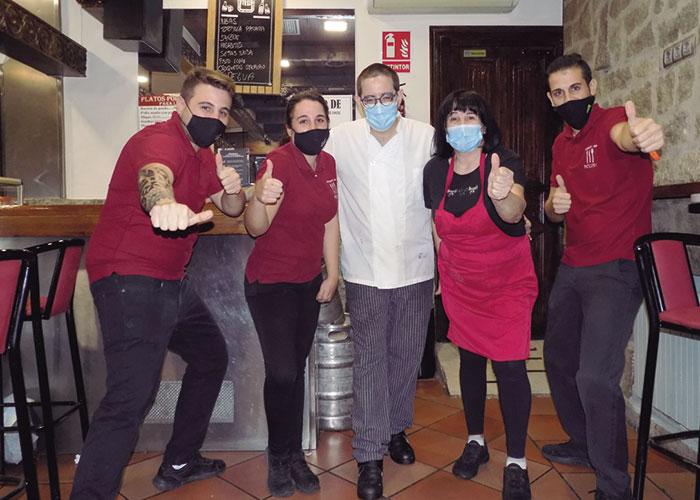 Cafetería-bar Molina (Ciudad Real)