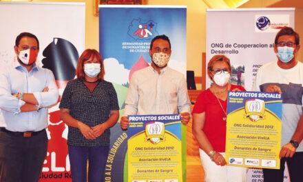 El Caserío presenta sus proyectos sociales