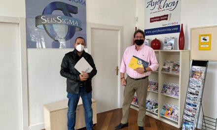 Acuerdo Revista Ayer&hoy y Grupo Seis Sigma