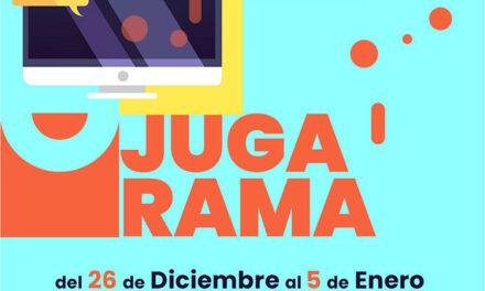 """Jugarama 2020 ofrecerá talleres y diversión """"online"""" para los más pequeños durante los días de Navidad"""