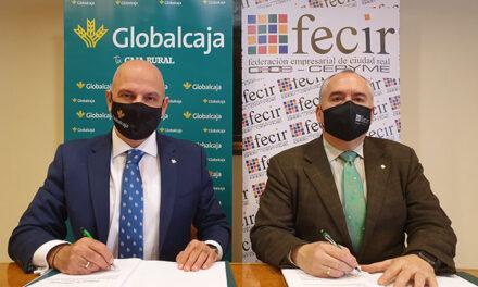 Globalcaja y FECIR reafirman su compromiso con el sector empresarial de la provincia de Ciudad Real