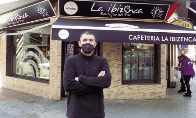 """Panadería-Cafetería """"La Ibizenca"""", el buen café con cruasán de la mañana"""