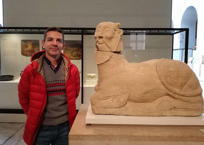 """Francisco Javier Morales, """"honrado y sorprendido"""" con su nombramiento como delegado de Hispania Nostra en Castilla-La Mancha"""