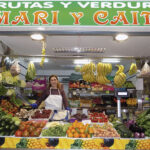 Frutas y verduras Mari y Caíto, una larga estirpe de hortelanos y comerciantes de La Poblachuela con orígenes en la Villa y Corte de Madrid