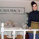 Bar-restaurante Casa Maca, cocina moderna, local, única y valiente