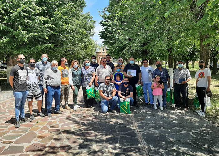 Torralba de Calatrava celebra el Concurso de arada con tractor con motivo de San Isidro