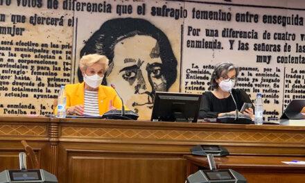 AFAMMER plantea en el Senado medidas de impulso para combatir la violencia machista en los pequeños municipios