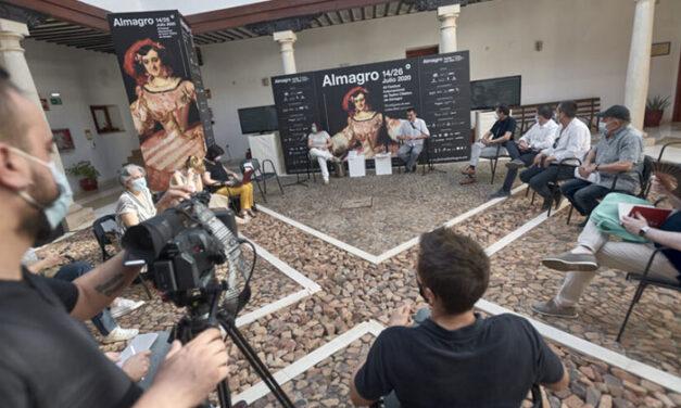 El Festival de Almagro homenajeará a la Asociación de Periodistas de Ciudad Real, Rosana Torres y Julio Bravo