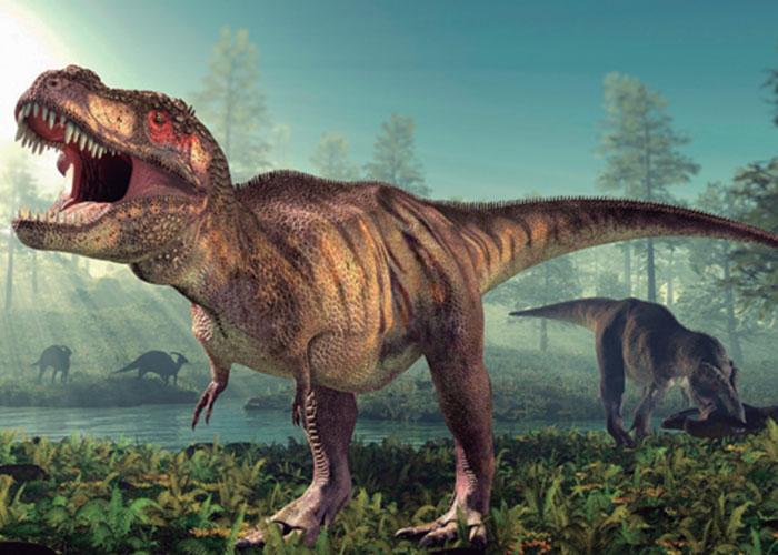 El Tyrannosaurus corría poquito
