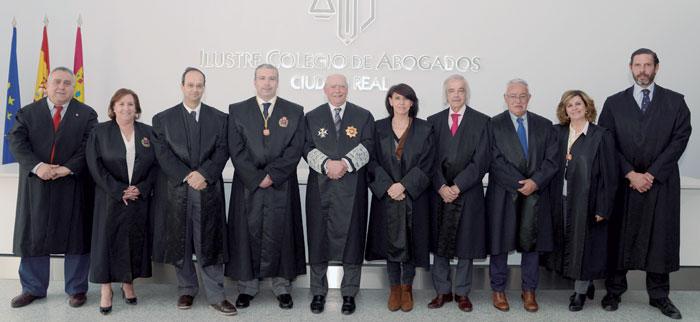 """Ilustre Colegio de Abogados de Ciudad Real: Una entidad legendaria y de prestigio de 182 años """"más viva y vital que nunca"""""""