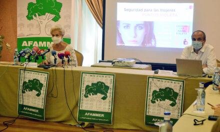 AFAMMER y EngrApp impulsan Puntos Violeta, una aplicación para proteger a las mujeres de agresiones sexistas