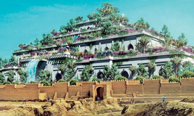 Los jardines de Babilonia