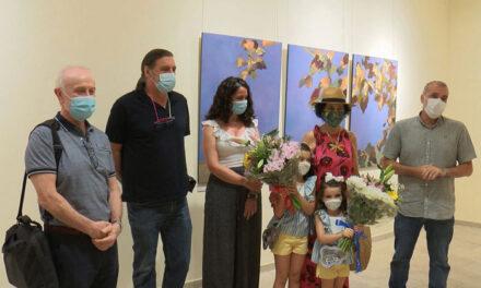 El Museo Elisa Cendrero acoge la mezcla de texturas de la obra de Carmen Puebla