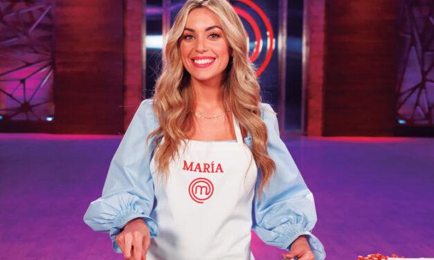 María Morales Martínez, coordinadora de eventos y finalista de MasterChef 9 (2021)