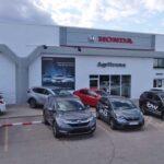 Semana de inauguración de las nuevas instalaciones de Agritrasa Automoción-Honda en Ciudad Real