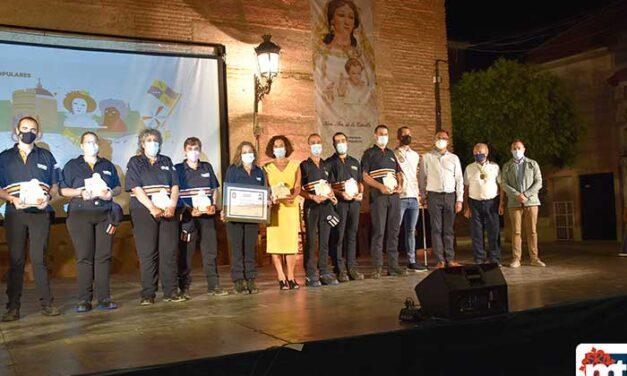 Miguelturra da inicio a sus Ferias y Fiestas patronales con el pregón inaugural y la proclamación de Churriegos Ejemplares 2021