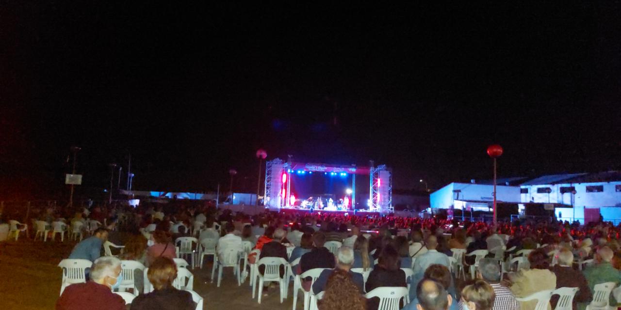 Manuel Blanco, un concierto que hace historia