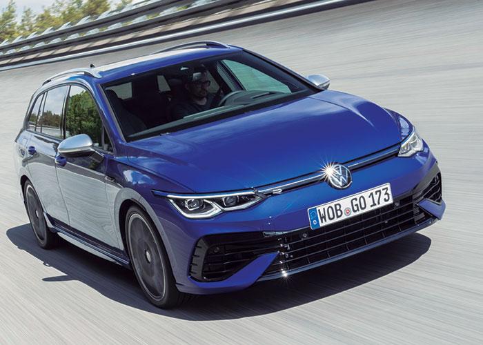 Volkswagen Golf R Variant: perfecto en deportividad y en versatilidad