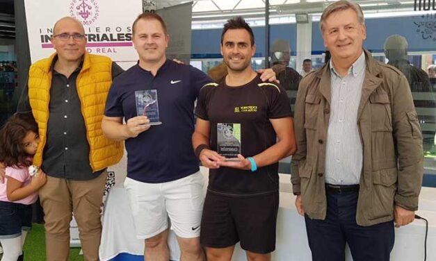 Un total de treinta y cuatro palistas participaron este fin de semana en el VII Torneo de Pádel Social del Colegio de Ingenieros Industriales de Ciudad Real